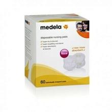 Medela Discos Absorbentes y desechables 60 unidades