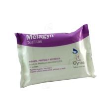 Melagyn 15 toallitas Higiene y Protección íntima
