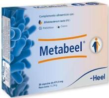 Metabeel 30 Cápsulas