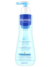 Mustela Agua Limpiadora Sin Aclaro 300ml