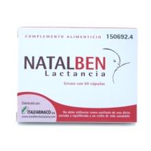Natalben Lactancia 60 cápsulas