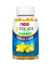 Neo Peques Gummies Omega 3 DHA