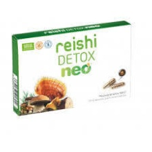 Reishi Detox Neo 30 Cápsulas