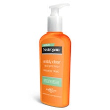 Neutrogena Visibly Clear Gel Limpieza Eliminar granos 200ml