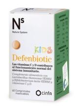 complemento alimenticio para el mantenimiento de la flora intestinal y refuerzo del sistema inmune de los niños.