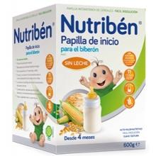 Nutriben Papilla de Inicio sin Gluten