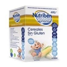 NUTRIBÉN INNOVA CEREALES SIN GLUTEN 600G