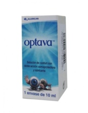 ALLERGAN OPTAVA DOBLE ACCIÓN 10ML