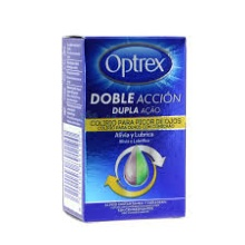 Optrex Colirio Calmante Picor Ojos Doble acción 10ml