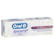 ORAL-B 3D WHITE LUXE BRILLO SEDUCTOR 75ML+25ML