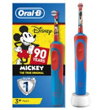 Oral B Stages Power Mickey Cepillo Eléctrico