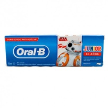 Oral-B Junior Con escudo anti-azúcar 75ml