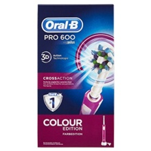 ORAL-B PRO 600 3D ACTION TECHNOLOGIE CROSSACTION