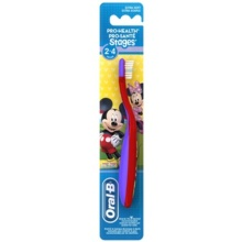 Oral-B Stages 2 Cepillo Disney Extra Suave 2/4años