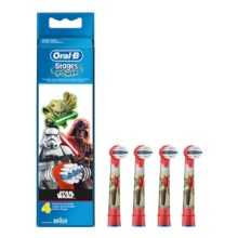 Oral-B Recambio Cepillo Eléctrico Stages Star Wars 4 unidades