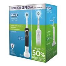 Cepillo electrico Oral-b duplo Vitaly Crossaction