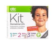 OTC Antipiojos Kit Permetrina 1,5%