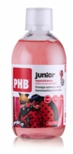 Phb Junior Enjuague Bucal Fresa 500ml