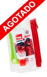 Phb Junior Kit dental Viaje cepillo plegable + pasta dentífrica ... 8ec2b35af669