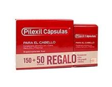 Pilexil 150 Cápsulas Anticaída + 50 cápsulas de regalo
