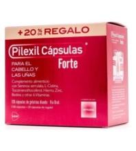 Pilexil Forte 100 Capsulas + 20 capsulas de regalo Cabello y Uñas