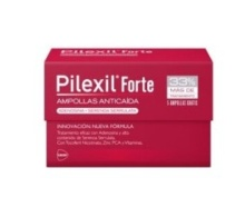 Pilexil Forte ampollas anticaida
