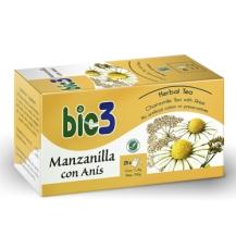 BIO3 MANZANILLA CON ANÍS 25 SOBRES.