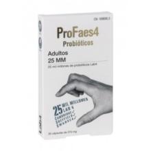 Profaes4 Adultos Probioticos Capsulas