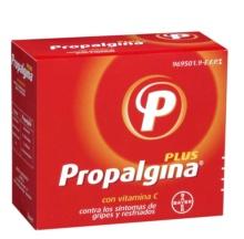 Propalgina Plus Polvo solución oral