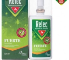 Relec Fuerte Sensitive Repelente Mosquitos Spray