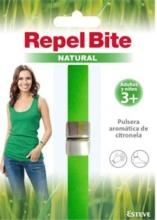 Repel Bite pulsera arómatica natural con citronela