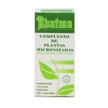 Rhatma Compuesto Plantas Micronizadas 75g