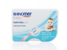 RHINOMER BABY NARHINEL CONFORT ASPIRADOR NASAL + 2 RECAMBIOS