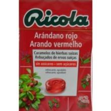 Ricola Caramelos Arándano Rojo