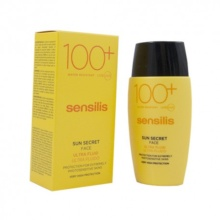Sensilis Sun Secret Face 100+ Ultra Fluido 40ml