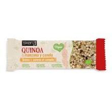 Siken Form Barrita de Quinoa, Manzana y Canela
