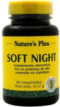 NATURE'S PLUS SOFT NIGHT 30 COMPRIMIDOS