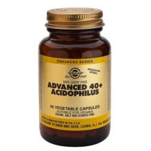 Solgar Advanced 40+ Acidophilus 60 vegetales