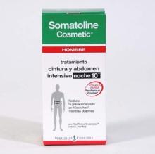Somatoline Hombre Tratamiento Cintura y Abdomen Intensivo Noche 10