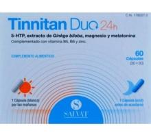 Tinnitan Duo 24h cápsulas