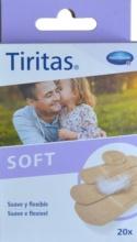 TIRITAS SOFT SUAVE Y FLEXIBLE 20 UNIDADES HARTMANN