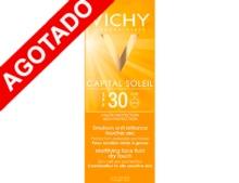 Vichy Capital Soleil Emulsión Facial acabado seco