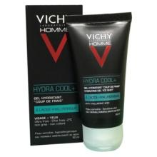 Vichy Homme Hydra Cool+ Gel hidratante efecto frío 50ml