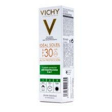 Vichy Ideal Soleil 3 en 1 antin-imperfecciones spf30