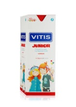 Vitis Junior Colutorio Sabor Tutti Frutti 500ml