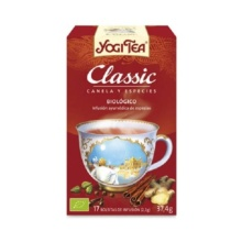 Yogi Tea Classic 17 bolsitas de infusion