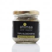 Paté tofu alcachofa Ahimsa