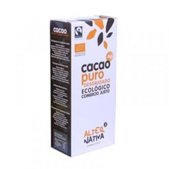 Cacao puro 100% Alternativa3 150g.