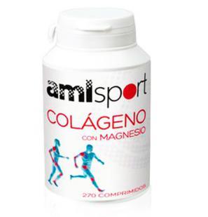 Colágeno con magnesio Ana María La Justicia 270 comprimidos