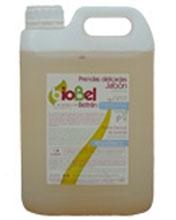 Jabón prendas delicadas eco Biobel 5l.
